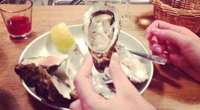 Photo of Seafood Restaurant L'Ilot at 4 Rue De La Corderie, Paris 75004, France