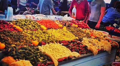 Photo of Farmers Market Bostanlı Pazarı (BOSPA) at Hasan Ali Yücel Blv. Bostanlı Sahil Yolu, İzmir 35590, Turkey