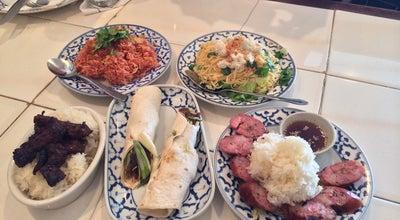 Photo of Thai Restaurant Rabieng Thai Restaurant at 5892 Leesburg Pike, Falls Church, VA 22041, United States