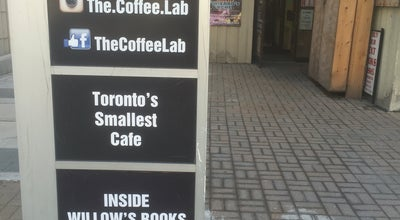 Photo of Coffee Shop The Coffee Lab at 333 Bloor Street West, Toronto, ON, Canada