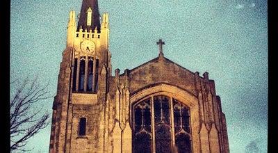 Photo of Church Sacred Heart Catholic Church at 1307 17th Ave, Moline, IL 61265, United States