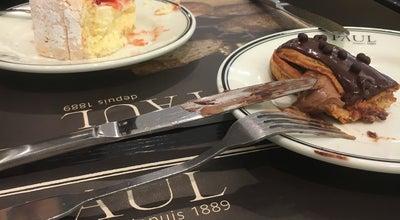 Photo of French Restaurant PAUL Restaurant at Fujairah Mall, United Arab Emirates