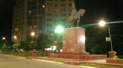 Photo of Monument / Landmark Ормон Хан at Kyrgyzstan