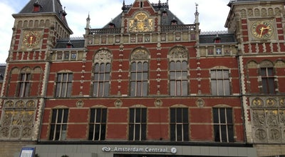 Photo of Professional and Other Places Amserdam centraal, 3e Verdieping at Stationsplein, Amsterdam, Netherlands