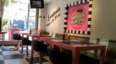 Photo of Burger Joint Capitán Burger at Palma, Spain