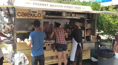 Photo of Food Truck Calexico Cart at Madison Sq. Park At Broadway, New York, NY 10010, United States