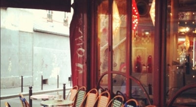 Photo of Bar La Cagnotte at 13 Rue Jean-baptiste Dumay, Paris 75020, France