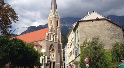 Photo of Church Kirche St. Nikolaus at Schmelzergasse, Innsbruck 6020, Austria