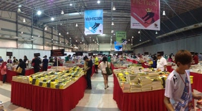 Photo of Bookstore Big Bad Wolf 2015 at Malacca International Trade Centre (mitc), Ayer Keroh 75450, Malaysia