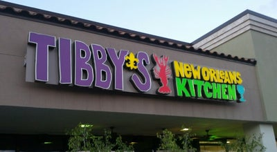 Photo of Cajun / Creole Restaurant Tibby's New Orleans Kitchen at 2203 Aloma Ave, Winter Park, FL 32792, United States