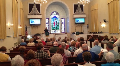 Photo of Church Central Christian Church (DOC) at 407 N Market St, Wooster, OH 44691, United States