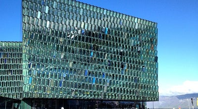 Photo of Concert Hall Harpa at Austurbakki 2, Reykjavík 101, Iceland