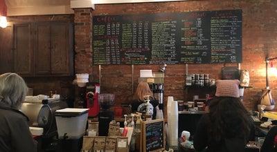 Photo of Restaurant Bourbon Coffee at 621 Pennsylvania Ave Se, Washington DC, DC 20003, United States
