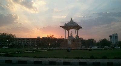 Photo of Historic Site Statue Circle at Statue Cir, Jaipur, India