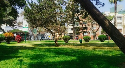 Photo of Park Parque Manuel Vicente Villaran at Peru
