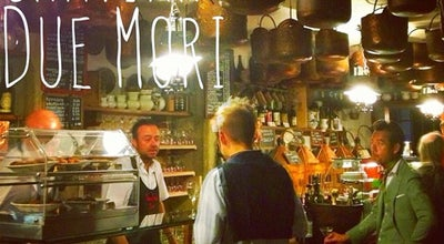 Photo of Italian Restaurant Cantina Do Mori at San Polo 429, Venezia, Italy