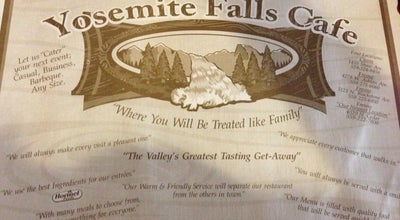 Photo of Diner Yosemite Falls Cafe at 5123 N Blackstone Ave, Fresno, CA 93710, United States