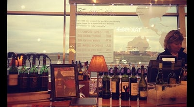 Photo of Wine Bar Wine & View at Gate 26, Terminal 2, Vantaa 01530, Finland