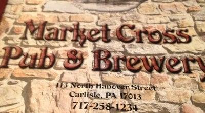 Photo of Pub Market Cross Pub & Brewery at 113 N Hanover St, Carlisle, PA 17013, United States