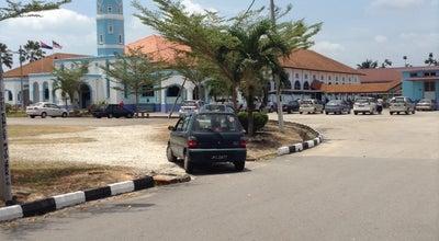 Photo of Mosque Masjid Bandar Batu Pahat at Malaysia