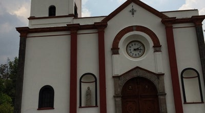 Photo of Church Iglesia San Pedro Apóstol at Coyacán, Mexico