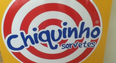 Photo of Ice Cream Shop Chiquinho Sorvetes Santos at Av. Presidente Wilson, 26 - Loja 49, Santos 11.065-200, Brazil