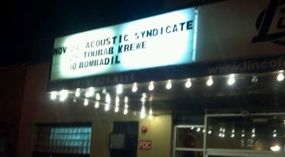 Photo of Music Venue Lincoln Theatre at 126 E Cabarrus St, Raleigh, NC 27601, United States