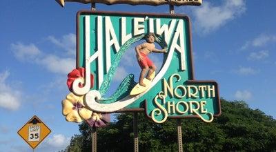 Photo of Surf Spot North Shore at Haleiwa, HI 96712, United States