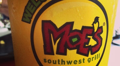 Photo of Burrito Place Moe's Southwest Grill at 175 Rt. 17 South, Paramus, NJ 07652, United States