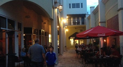 Photo of Italian Restaurant Zappi's Italian Garden at 128 S Beach St, Daytona Beach, FL 32114, United States