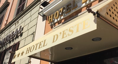 Photo of Hotel Hotel D'Este at Via Carlo Alberto 4/b, Roma 00185, Italy