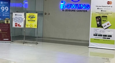 Photo of Bowling Alley SM Bowling & Leisure Center at 2nd, Angeles City 2009, Philippines