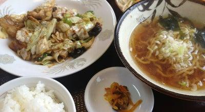 Photo of Ramen / Noodle House 龍喜/ラーメン at 大野1196, 糸魚川市, Japan