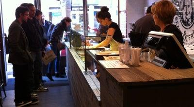 Photo of Bagel Shop Bagelstein at 8 Rue Saint-lazare, Paris 75009, France
