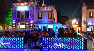 Photo of Cafe Let's be Friends Cafe&Bar at Marmaris, Muğla 48700, Turkey