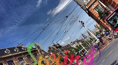 Photo of French Restaurant Brasserie van Baerle at Van Baerlestraat 158hs, Amsterdam 1071 BG, Netherlands