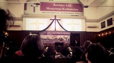Photo of Church Gereja Gereformeerd Semarang at Jl. Dr. Sutomo No. 24, Semarang, Indonesia