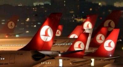 Photo of Airport İstanbul Atatürk Havalimanı (IST) at Yeşilköy Mah., Bakırköy 34149, Turkey