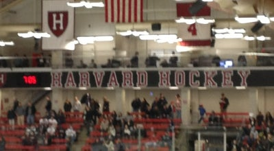 Photo of College Hockey Rink Bright Hockey Center at 65 N Harvard St, Boston, MA 02163, United States