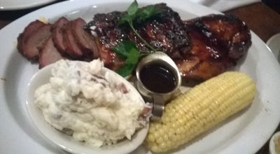 Photo of BBQ Joint Lucille's Smokehouse Bar-B-Que at 1445 Plaza Dr, West Covina, CA 91790, United States