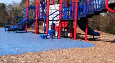 Photo of Playground Hathaway Playground at 301 Anita Dr, Winston-Salem, NC 27104, United States