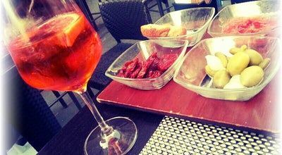 Photo of Bar Urbanis at Piazza Della Borsa, 3, Trieste 34125, Italy