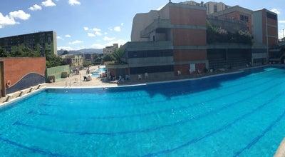 Photo of Pool Piscina de La Hermandad Gallega at Hermandad Gallega De Venezuela, Caracas, Venezuela