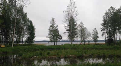 Photo of Lake Saima at Finland