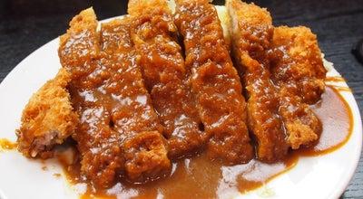 Photo of Food 名代とんかつ かっぱ at 阿知2-17-2, 倉敷市 710-0055, Japan