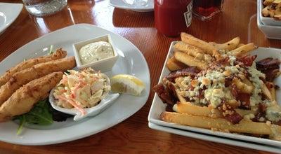 Photo of American Restaurant Bridgewater Bistro at 20 Basin St, Astoria, OR 97103, United States