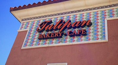 Photo of Cafe Tulipan Bakery & Cafe at 740 Belvedere Rd, West Palm Beach, FL 33405, United States