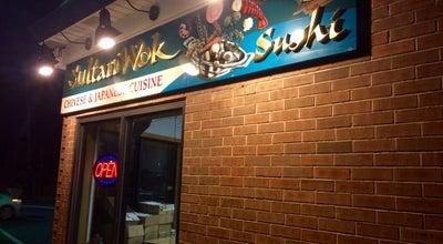 Photo of Chinese Restaurant Sultan Wok at 517 Raritan Ave, Highland Park, NJ 08904, United States
