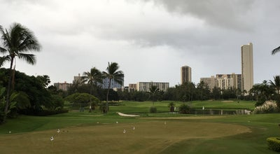 Photo of Golf Course Honolulu Country Club at 1690 Ala Puumalu St, Honolulu, HI 96818, United States