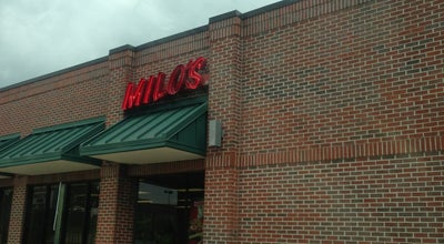 Photo of Burger Joint Milo's Hamburgers at 208 State Farm Pkwy, Homewood, AL 35209, United States